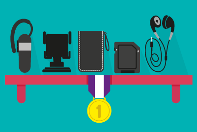 Mobile Accessories and Trade-Ins
