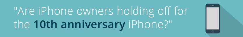 iPhone 10th Anniversary