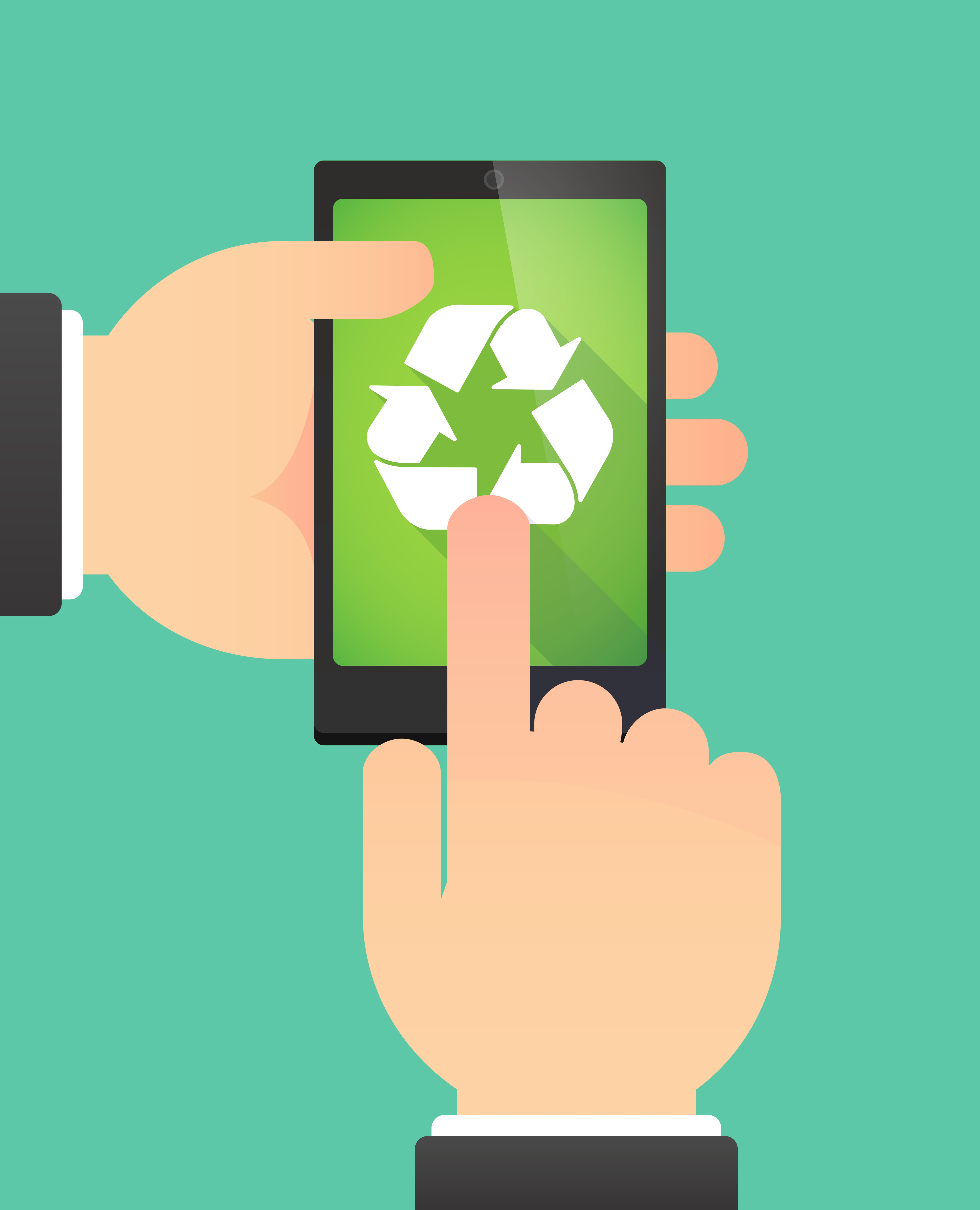 Recycling Used Mobile Phones